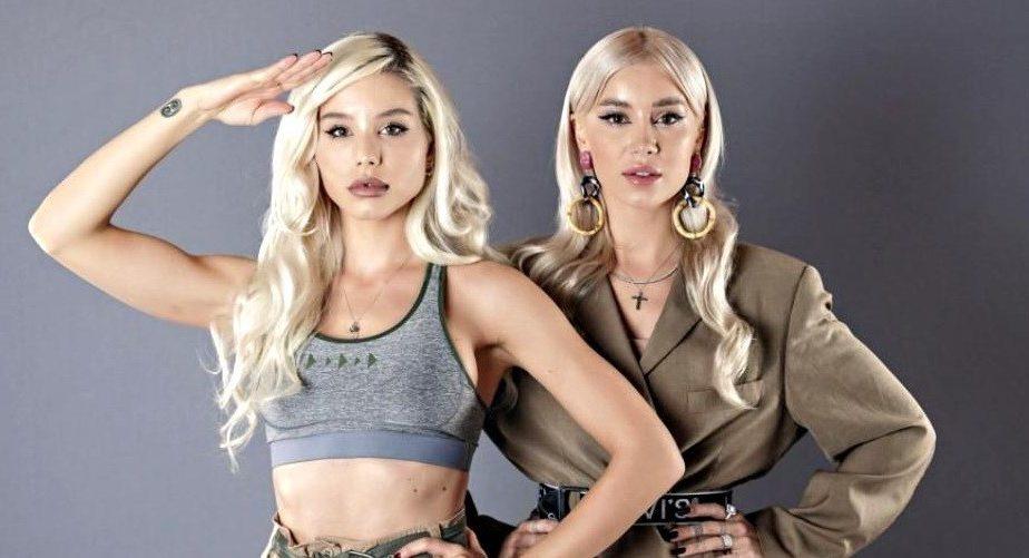 Alina Ceușan și Carmen Grebenișan, ajutate de forma fizică la Asia Express. Înotul, marele atu!
