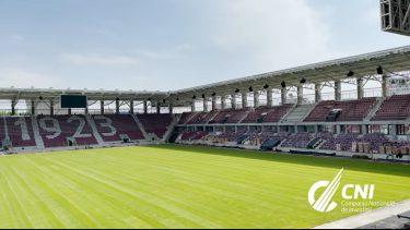 """""""Fierbe"""" Giuleștiul! Rapid a primit vestea cea mare. Echipa lui Mihai Iosif ar putea juca pe noua arenă în acest an: """"În mod normal, ar dura cam două săptămâni!"""""""