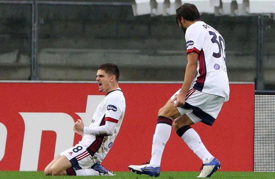 Răzvan Marin, dorit de un gigant din Ligue 1! Internaţionalul român se poate lupta pentru titlu în Franţa cu Neymar şi Mbappe