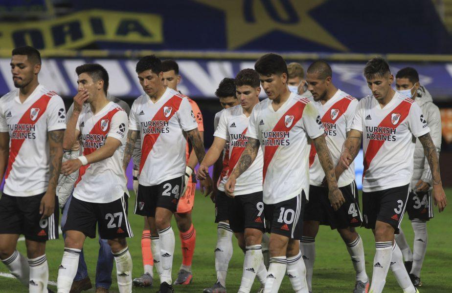River Plate e decimată de COVID! Patru portari pozitivi, Enzo Perez trece între buturi!!!