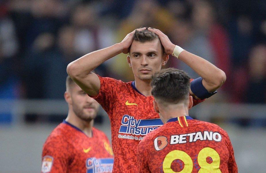Florin Tănase, supărat că nu e lăsat să se antreneze