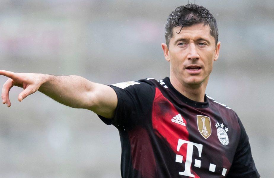 Robert Lewandowski vrea să plece de la Bayern! Anunţ şoc în fotbalul european + Prima reacţie a polonezului după ce a egalat recordul lui Gerd Muller