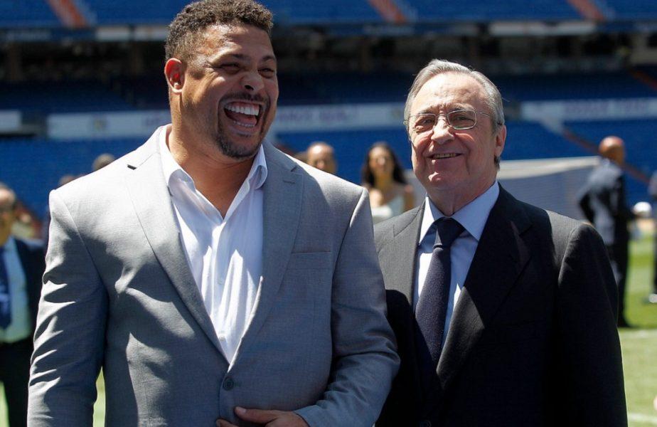 Ronaldo Nazario, ajutor pentru Real Madrid! Prime record pentru jucătorii lui Valladolid dacă o bat pe Atletico Madrid