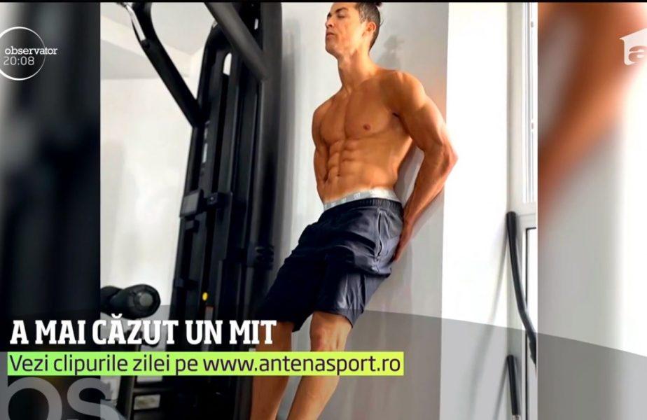 A căzut recordul lui Ronaldo! L-a bătut Semenya, alergatoarea pe care șefii atletismului au bănuit-o că e bărbat!