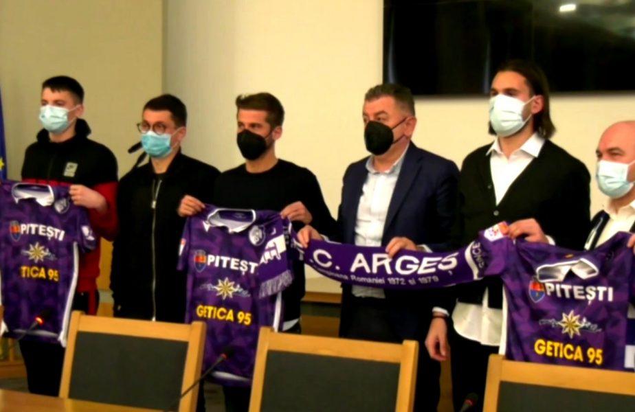 FC Argeș și-a luat fundaş crescut de Roma