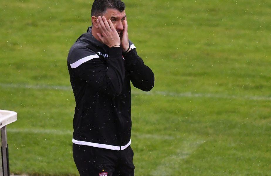 """Adrian Mihalcea, în pericol după numai un meci la Dinamo! Contra poate reveni pe banca """"câinilor"""""""