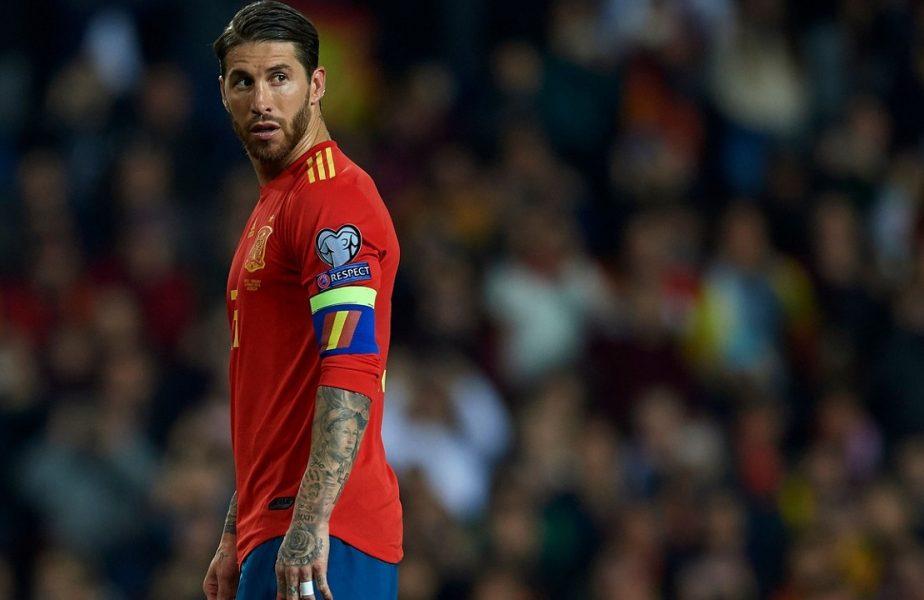 Premieră istorică, Spania merge la Euro 2020 fără Sergio Ramos şi fără niciun alt jucător de la Real Madrid
