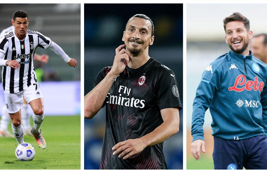 Juventus şi Milan, în Champions League! Cristiano Ronaldo a rămas rezervă la meciul decisiv! Şansă uriaşă irosită de Napoli