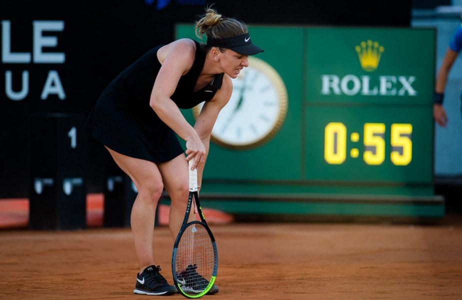 Cum se relaxează Simona Halep după accidentarea horror de la Roma + Vestea primită de la Wimbledon