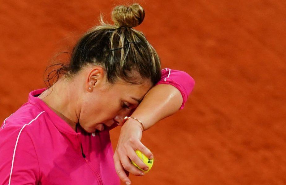 Simona Halep lipseşte de la Roland Garros
