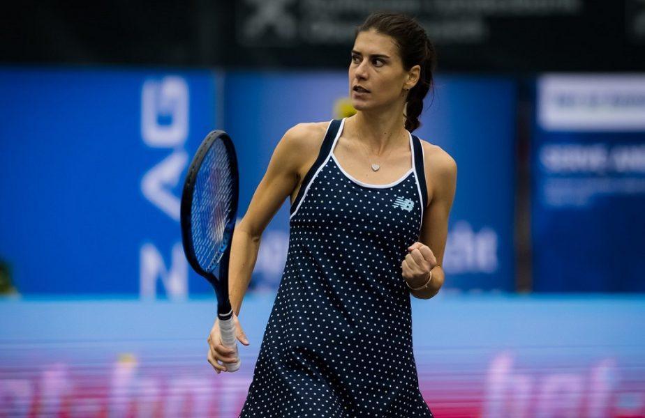 Sorana Cîrstea și-a aflat adversara din finala de la Strasbourg. La ce oră se joacă meciul
