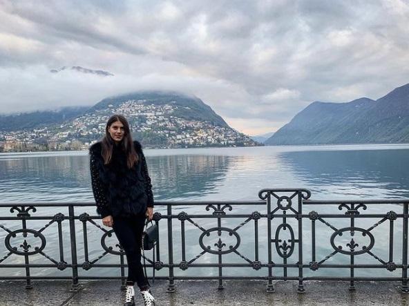 Sorana Cîrstea este iubita lui Ion Ion Ţiriac / Instagram Sorana Cîrstea