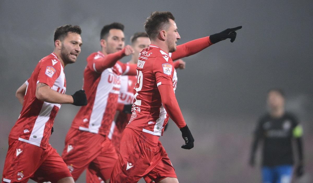 Dinamo, victorie categorică în primul amical al verii