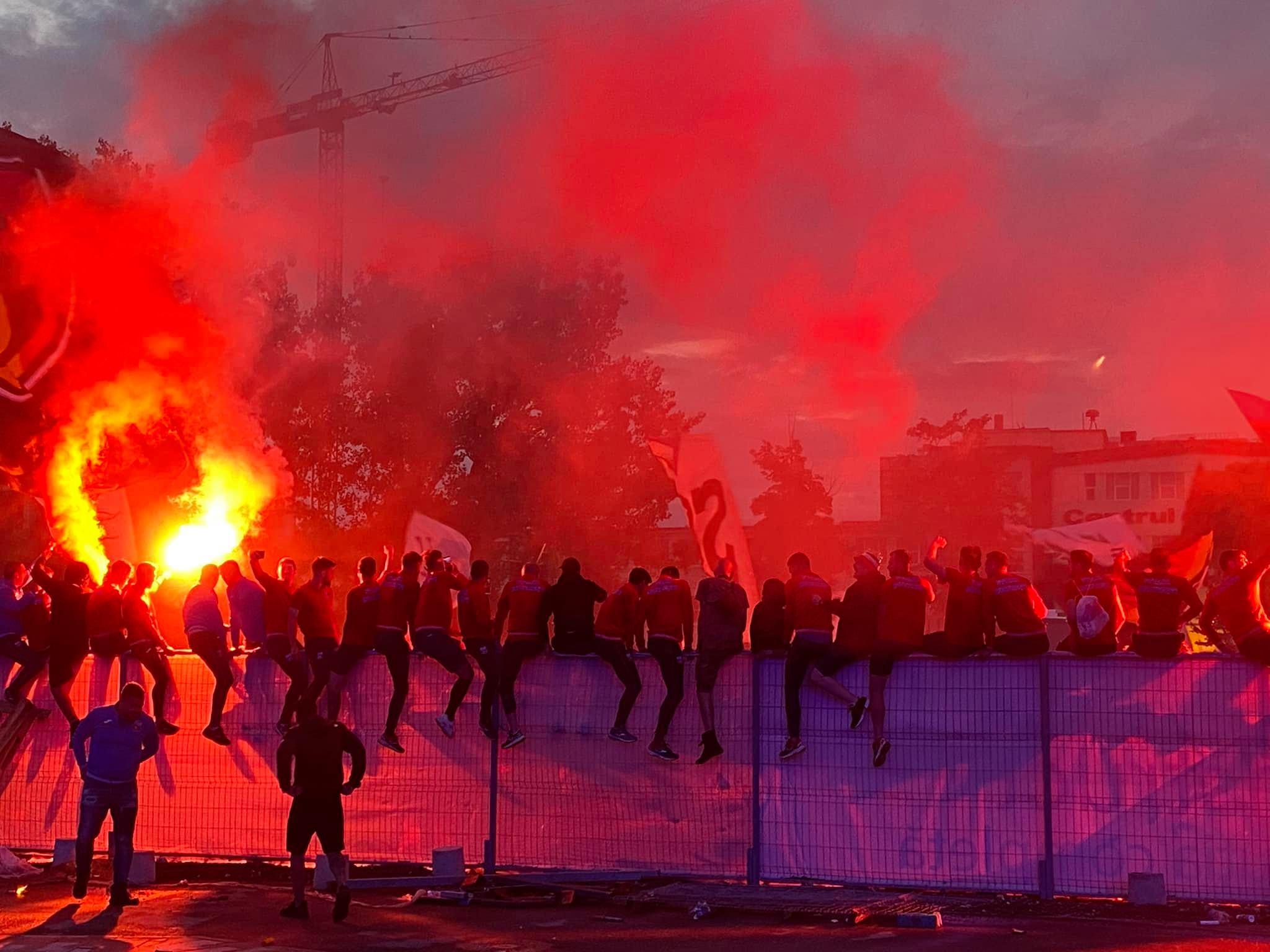 Ultraşi CSA Steaua