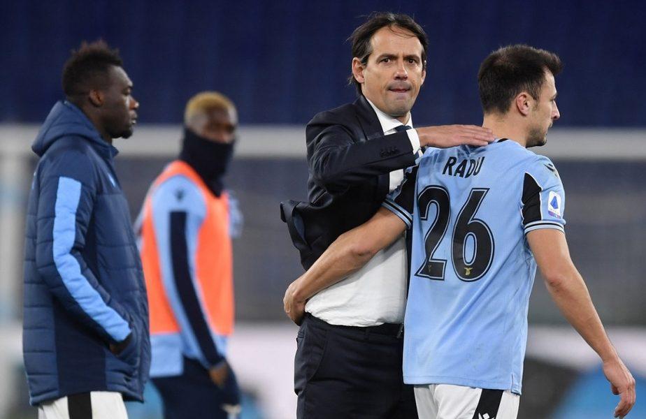 Ştefan Radu, răsturnare de situaţie! Românul este aproape să se despartă de Lazio după 13 ani. Clubul uriaş care îl doreşte