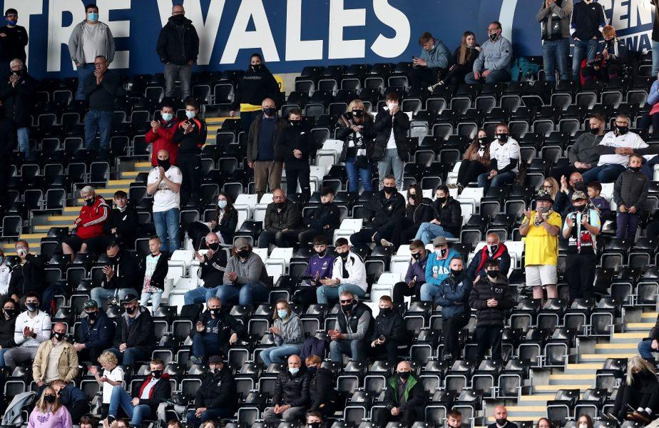 Meciul de 300 milioane de euro, pe Wembley! Swansea – Brentford, finala play-off-ului pentru promovarea în Premier League