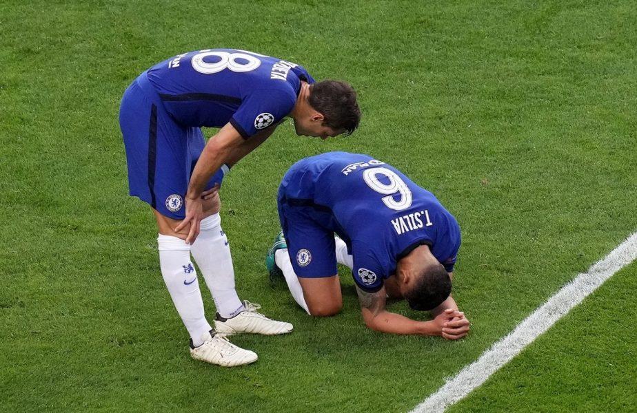 Manchester City – Chelsea | Thiago Silva s-a accidentat şi a părăsit terenul în lacrimi! Sezonul trecut a plâns pentru finala pierdută cu PSG