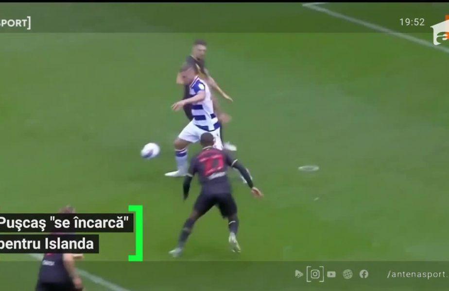 Puscas vine reîncărcat la națională. A marcat în Anglia. Acum, tintă lui e Islanda!