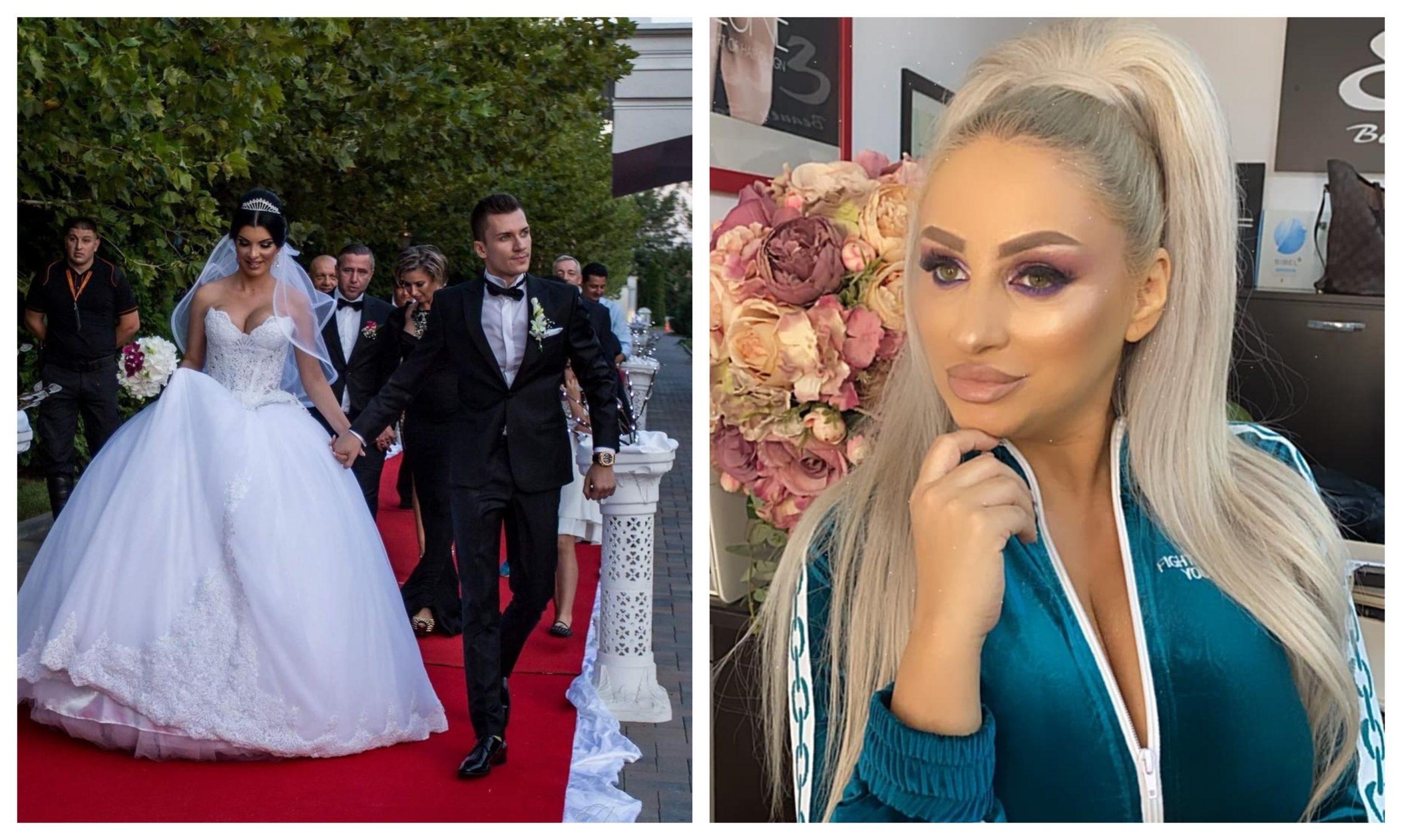 Sânziana Buruiană a avut probleme la nunta Andreei Tonciu