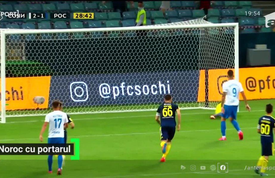 Record de goluri la ruşi, în prima etapa după pandemie