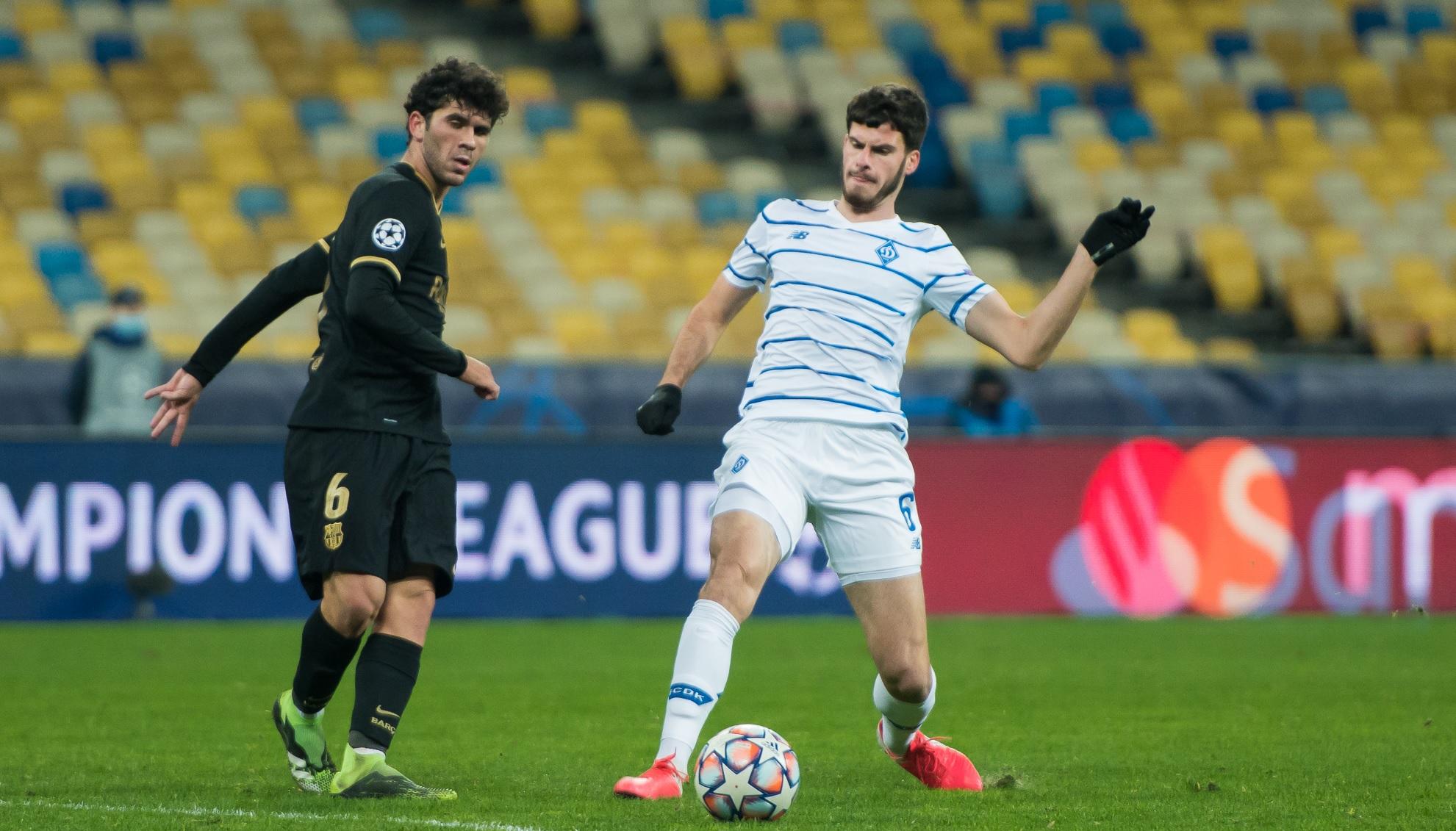 Tudor Băluţă e OUT de la Dinamo Kiev