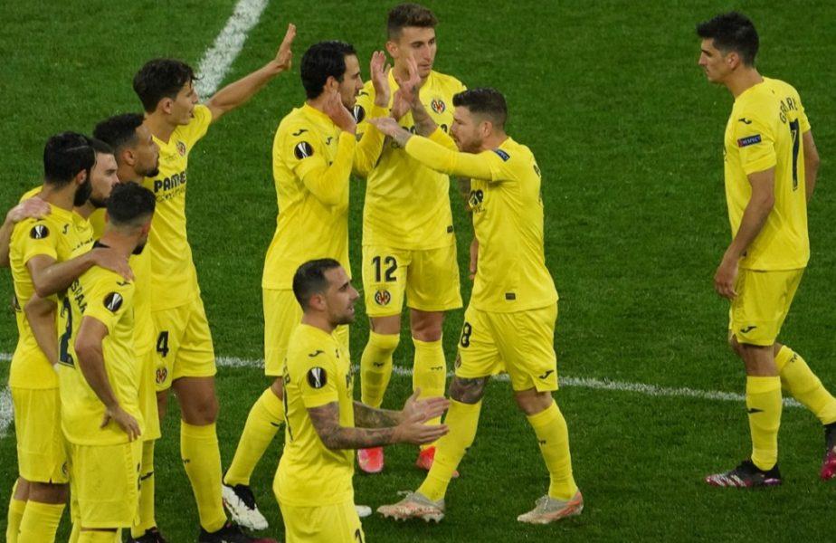 Villarreal – Manchester United 1-1 (11 – 10 d.l.p.) | Villarreal a câştigat Europa League după o finală uluitoare cu Manchester United. 22 de penalty-uri executate. De Gea a ratat