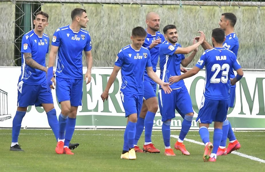 Baraj Liga 1 | CS Mioveni – Hermannstadt 0-0 și Dunărea Călărași – FC Voluntari 1-2. Câștigătoarele se decid săptămâna viitoare