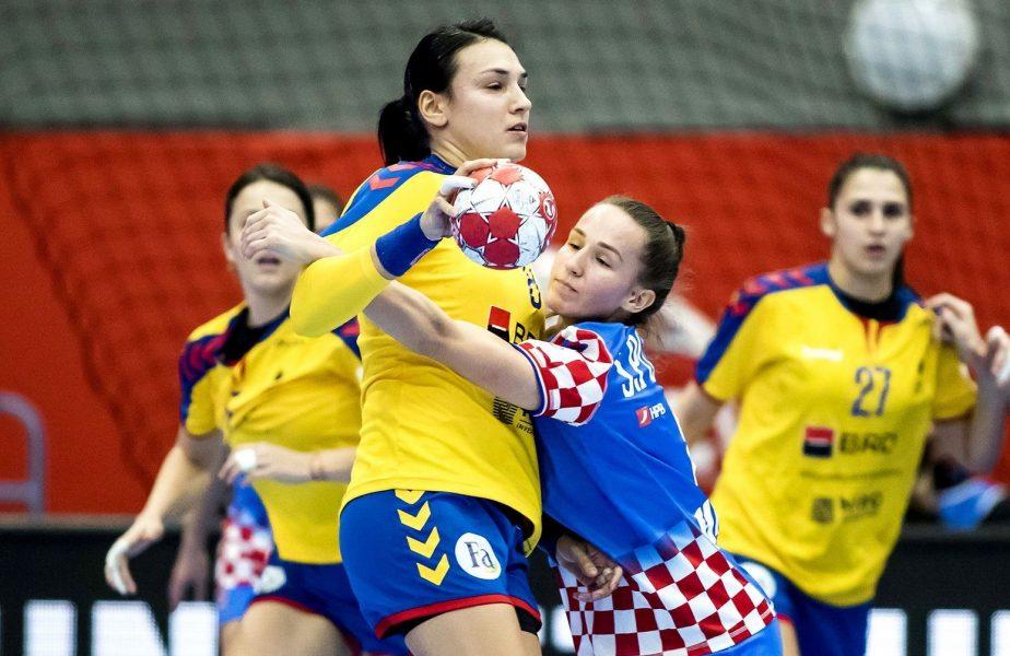 Naţionala de handbal a ratat semifinalele la Euro