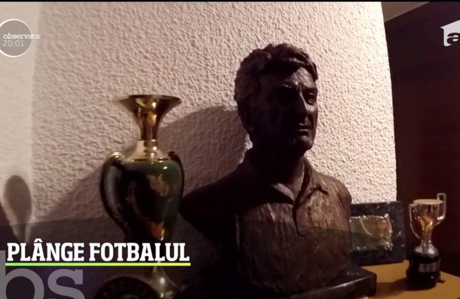 Lumea fotbalului îl plânge pe Antic. Contra a fost prieten cu antrenorul sârb care a murit la 71 de ani