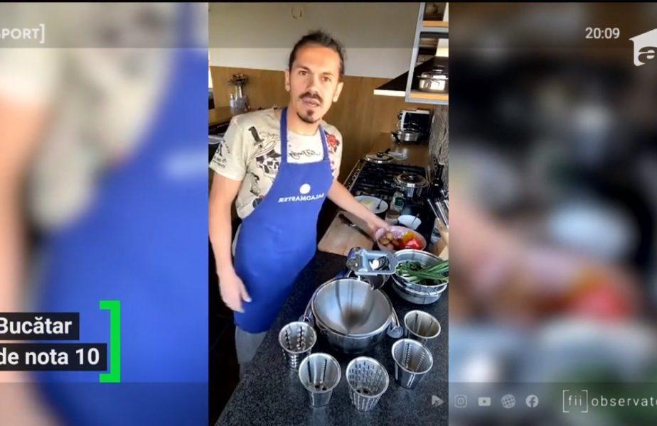 George Florescu, un bucătar de nota 10!