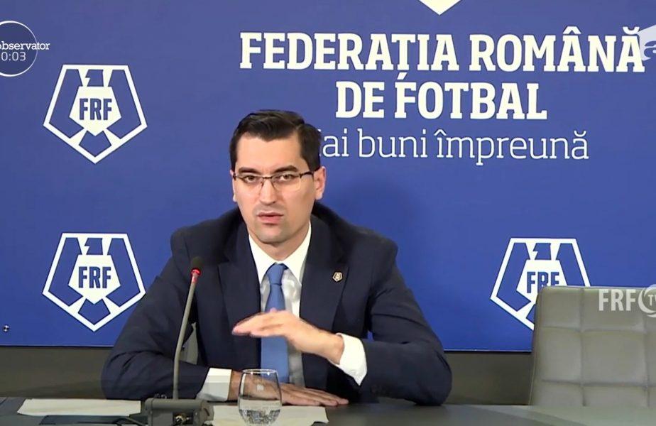 Burleanu le-a tăiat salariile tuturor angajaților de la Federație