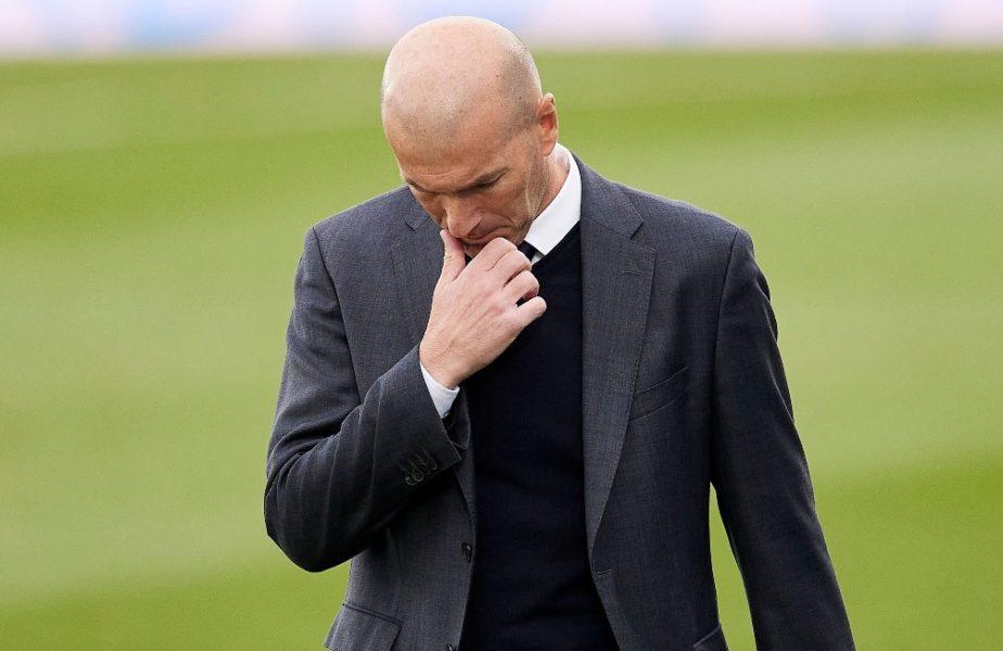Motivul real pentru care Zinedine Zidane pleacă de la Real Madrid! Nu l-a iertat pe Florentino Perez