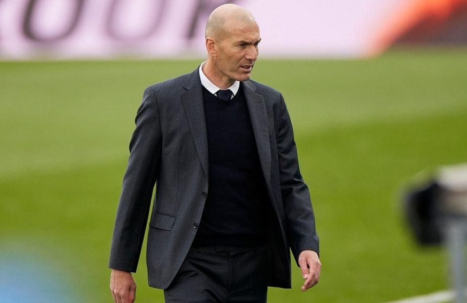 """Zinedine Zidane, despre viitorul său la Real Madrid. """"Vom vedea ce se va întâmpla în curând"""". Ce i-a transmis campioanei Atletico Madrid"""
