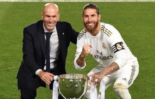 Reacţiile jucătorilor lui Real Madrid după plecarea lui Zinedine Zidane. Mesaj special din partea căpitanului Ramos