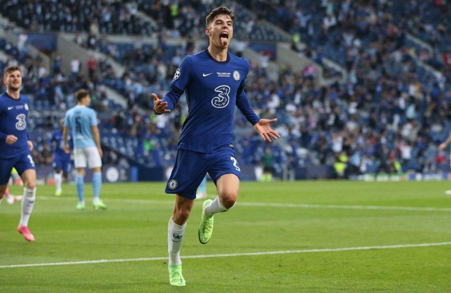 Manchester City – Chelsea | Kai Havertz, primul gol din carieră în Champions League! Momentul perfect să marcheze