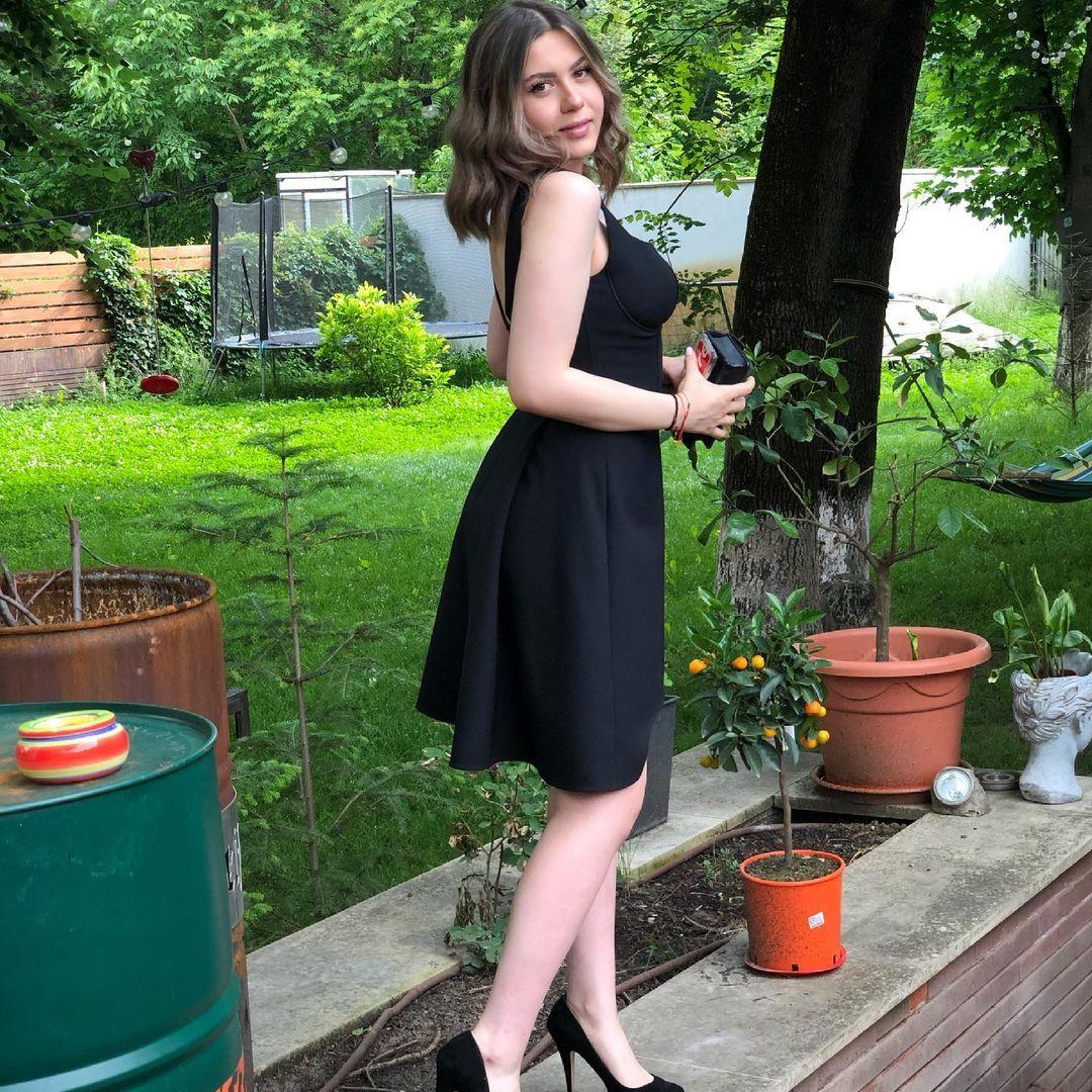 Fiica lui Ilie Năstase, apariţie răvăşitoare