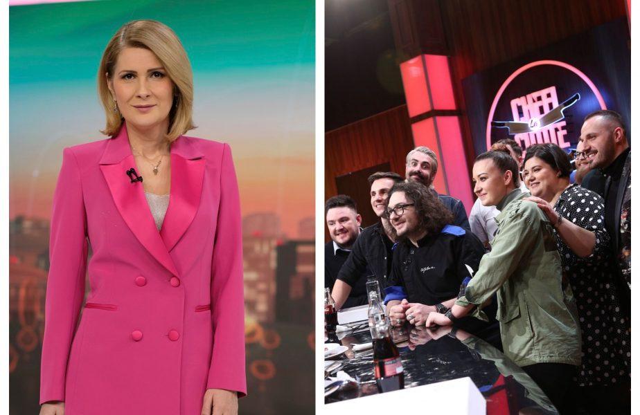 Antena 1, lider incontestabil de audienţă întreaga zi şi în Prime Time, pe toate targeturile
