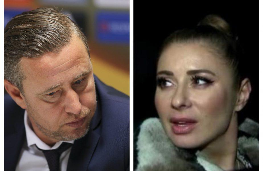 Fiul Anamariei Prodan şi al lui Laurenţiu Reghecampf a rupt tăcerea după ce a aflat că părinţii săi vor să divorţeze
