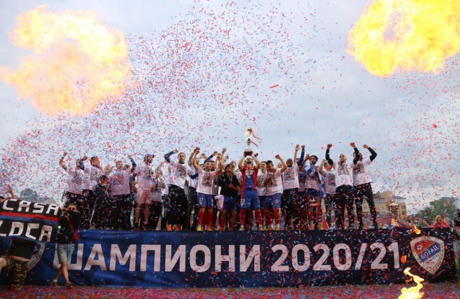 Cine este FK Borak Banja Luka, adversara campioanei României din primul tur preliminar Champions League! Căpitanul clubului a jucat la CFR Cluj + diferenţă uriaşă de valoare