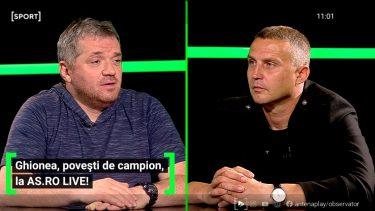 """După 15 ani, Sorin Ghionea a rememorat """"coșmarul de la Boro"""": """"Mingea parcă era un bumerang!"""" Steaua avea o primă uriașă la acea vreme"""