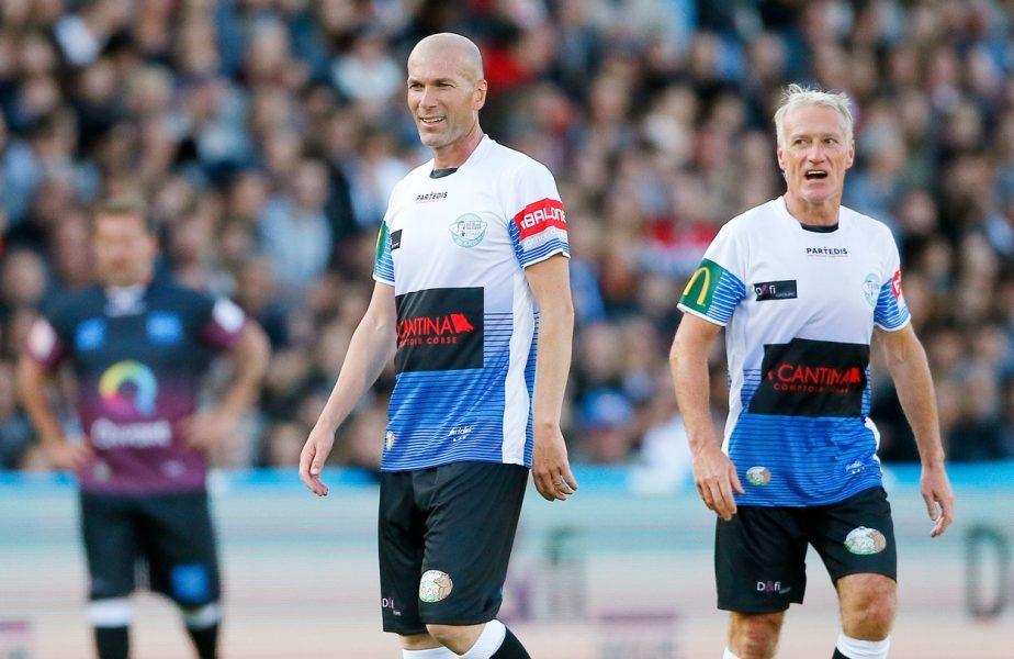"""Zinedine Zidane, înlocuitorul lui Didier Deschamps la naţionala Franţei! Preşedintele Noel Le Graet a făcut anunţul: """"Va veni!"""""""
