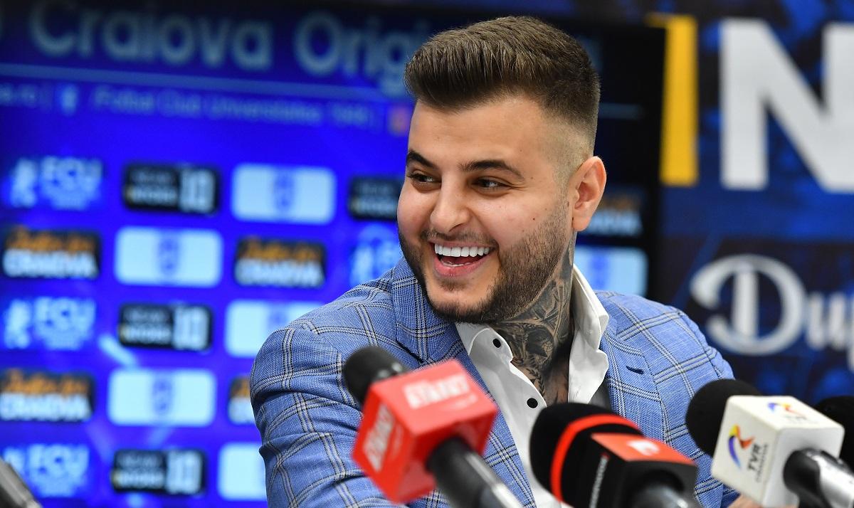 Adrian Mititelu Jr i-a luat peste picior pe rivalii din Craiova