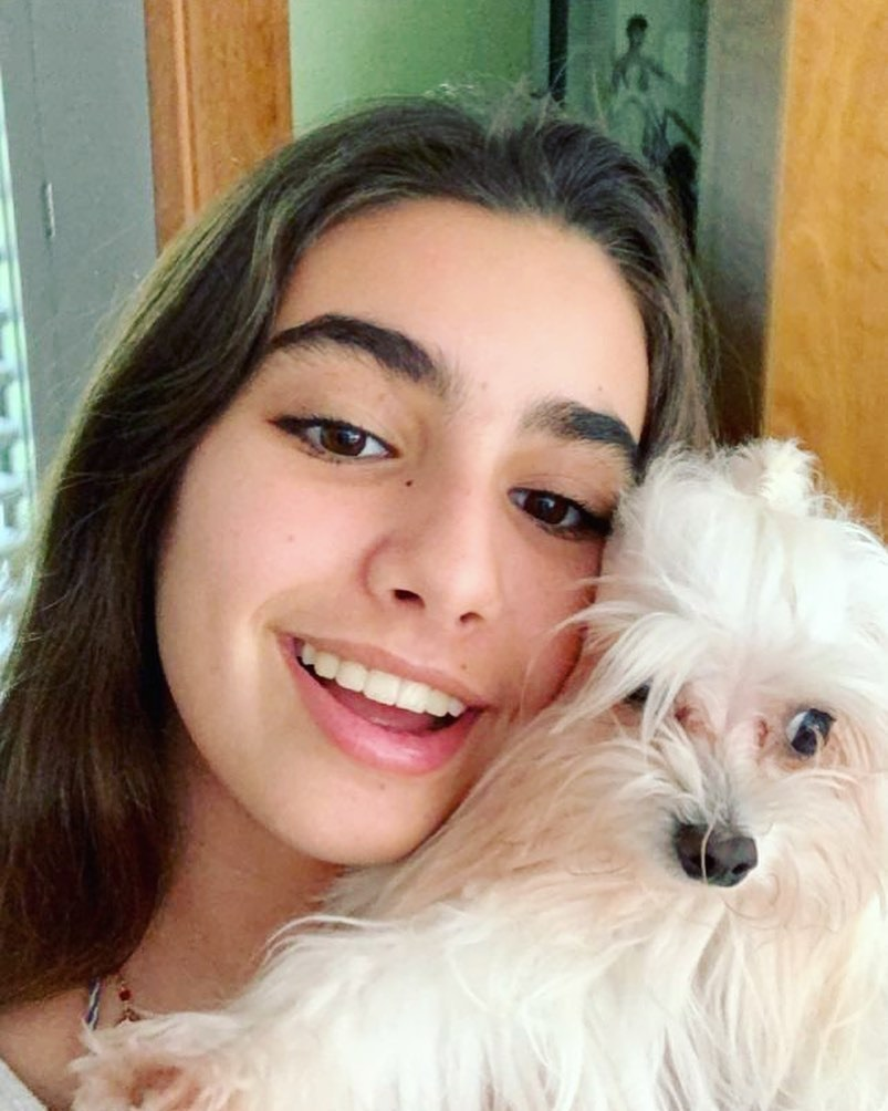 Adriana, fiica lui Adrian Mutu, la împlinirea a 14 ani / Foto: Instagram Adrian Mutu