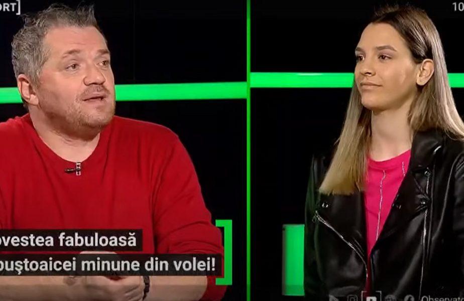 Alexia Căruţaşu, invitata lui Cătălin Oprişan, la AS.ro LIVE