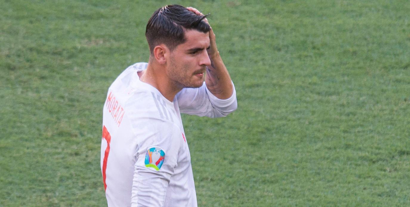 Alvaro Morata trece printr-o dramă, la Euro 2020