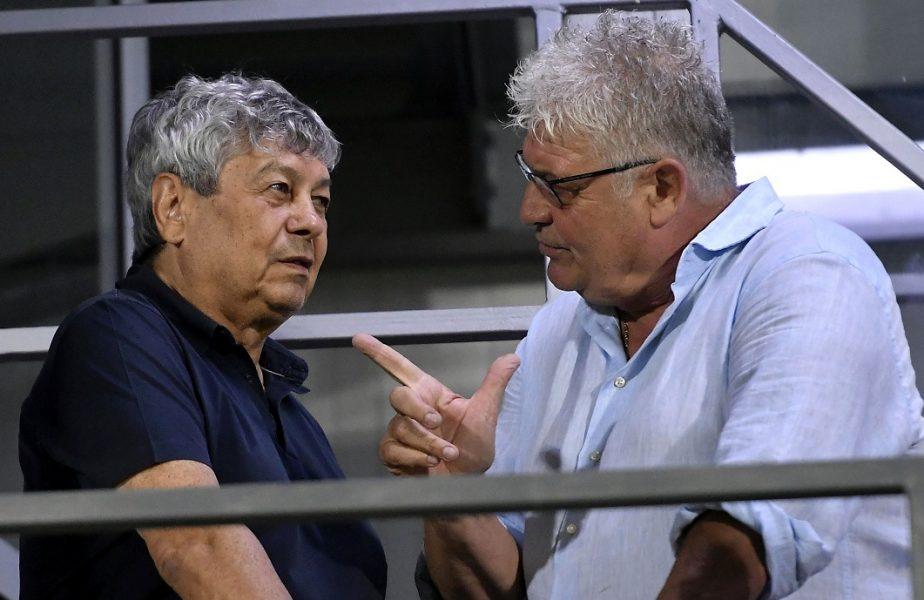 Ioan Andone a vrut să cumpere Dinamo, alături de Lupescu şi Lucescu