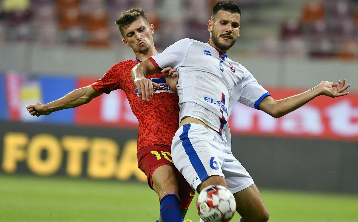 Gigi Becali îşi poate lua gândul la Andrei Chindriş