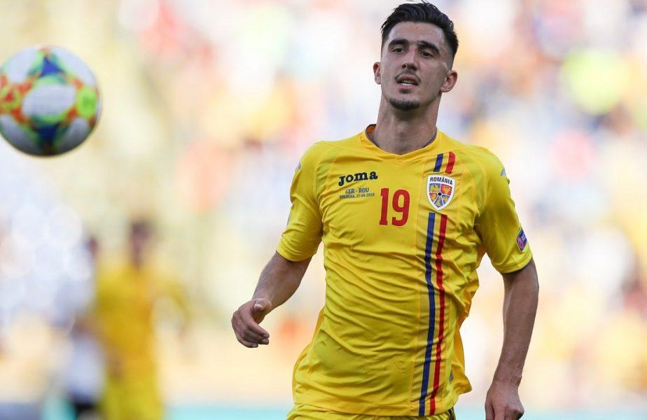 """""""Am jucat foarte frumos!"""" Andrei Ivan, reacţie fabuloasă după România – Georgia 1-2. """"Chiar au jucători foarte buni!"""""""