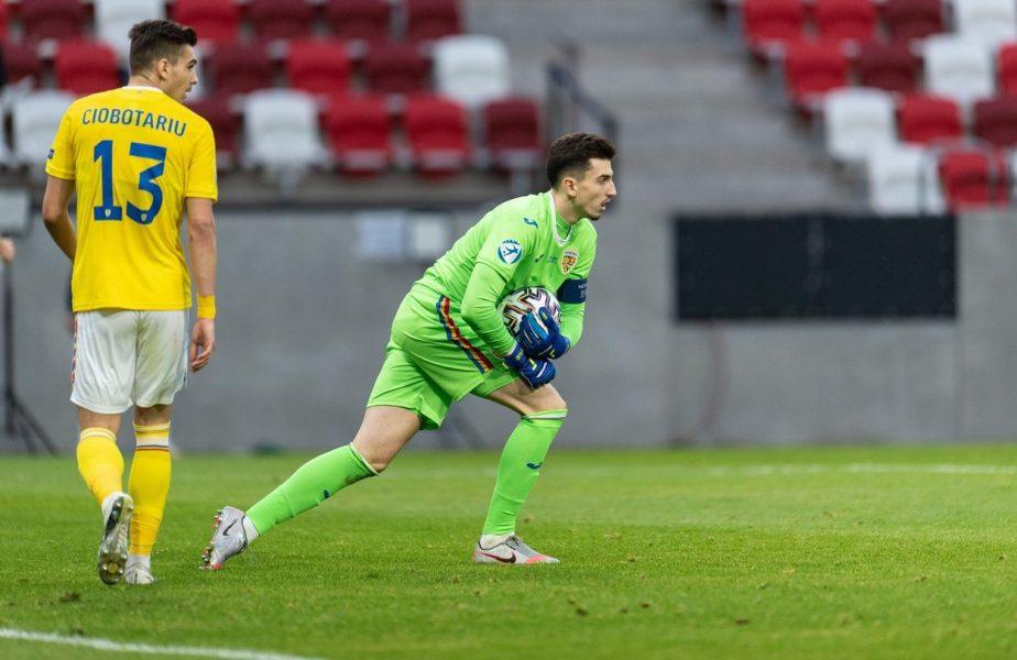 Gigi Becali, contrazis de UEFA! Andrei Vlad, inclus în lotul ideal de la EURO U21. Cosmin Contra a fost cu ochii pe portarul de la FCSB