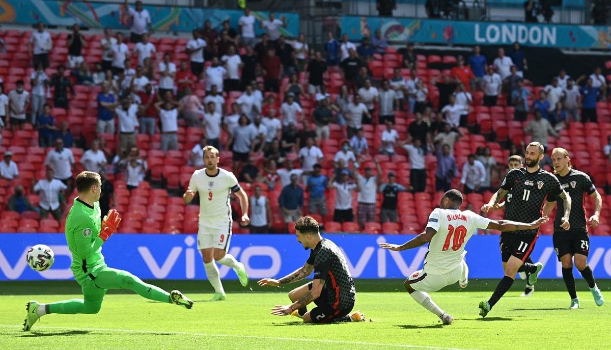 Anglia - Croaţia, Wembley, Euro 2020